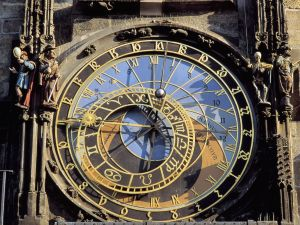 World's oldest working astronomical clock - Prague Orloj